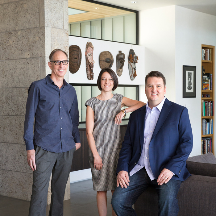Mark Vornberg Kim Power Kevin Gallaugher Architects Promotion Dick Clark + Associates Partners Austin Texas Hill Country